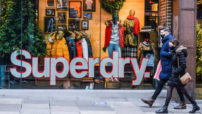 Room for improvement: Superdry has yet to measure all the emissions from its supply chain