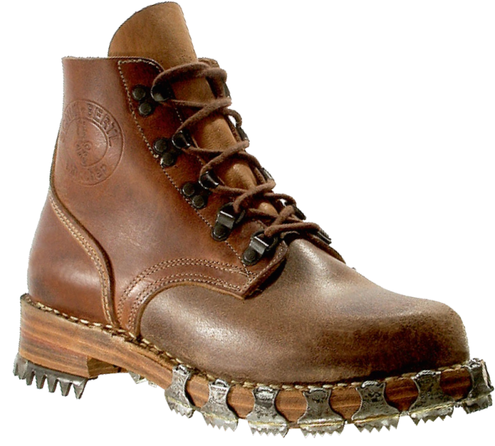 Reichert has his eye on handcrafted boots by Munich-based Schuh-Bertl