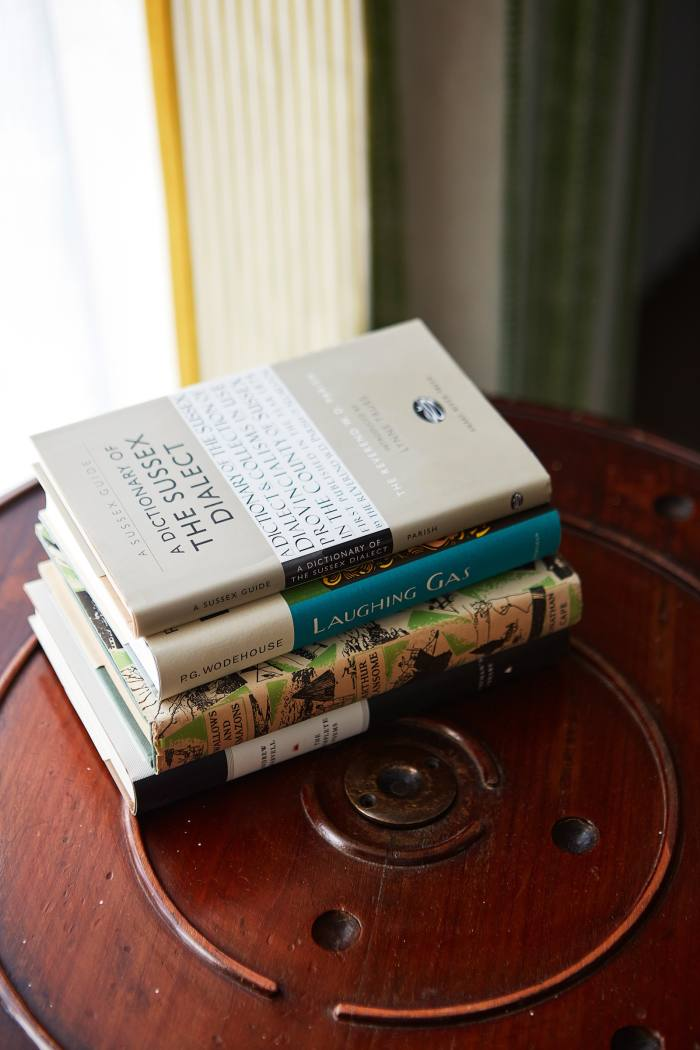 Books about Sussex from Much Ado Books, the excellent independent bookshop in Alfriston