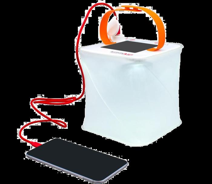 LuminAID PackLite Max 2-in-1 Power lantern, £36