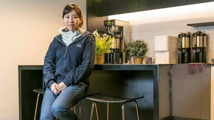 Delivering growth: Sophie Kim, founder of online grocery business Market Kurly