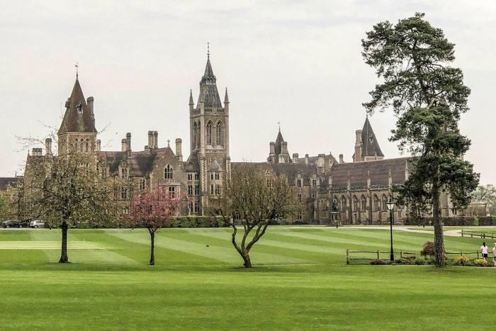 Charterhouse School in Surrey