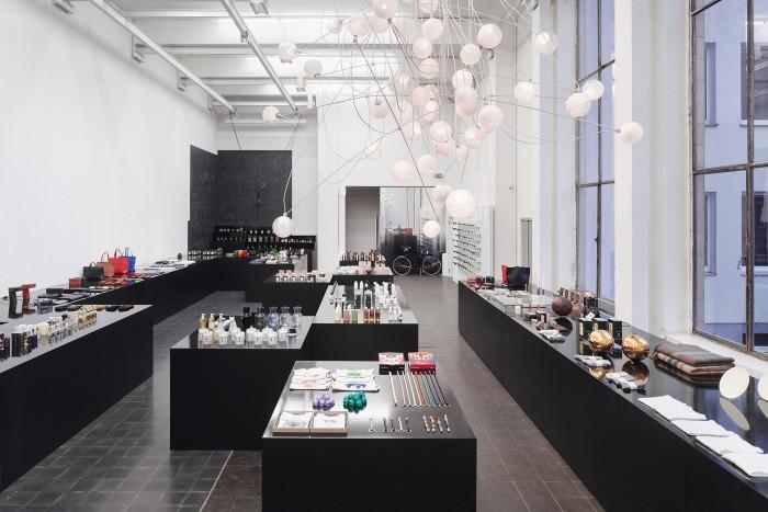 Andreas Murkudis, a designer boutique in Berlin
