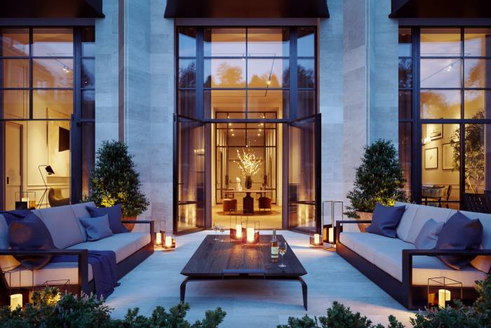 London's The Whiteley in Queensway, from £1.5m