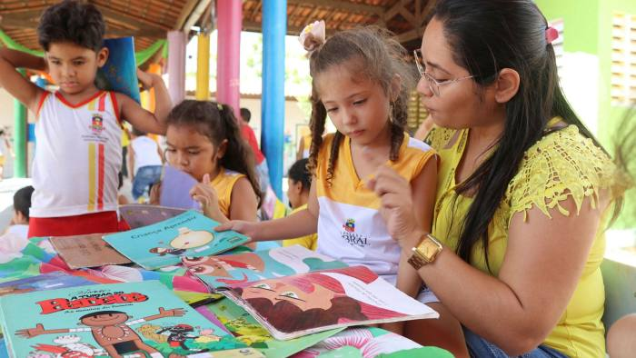 Sobral schools went from middling results in 2005 to top for some year groups a decade later