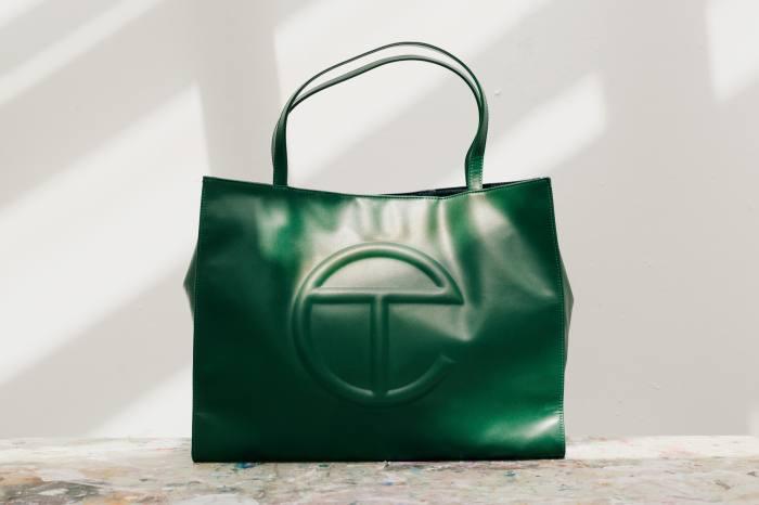 Her Telfar bag was a 30th birthday present to herself