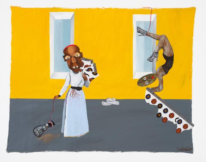 Performing Esumuo/Performing Pain, by Teresa Kutala Firmino