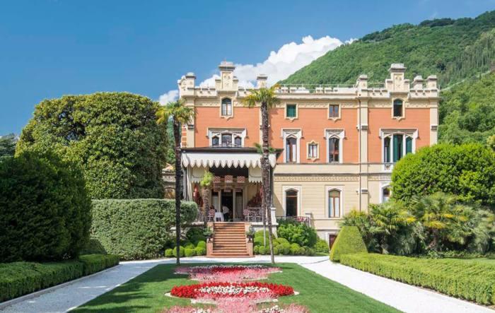 Villa Feltrinelli on Lake Garda
