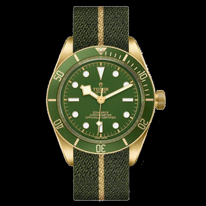 Tudor's olive-green Black Bay Fifty-Eight