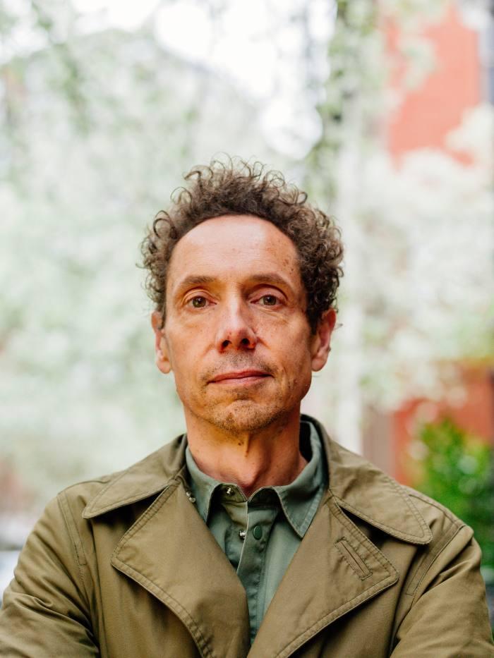 Portrait of Malcolm Gladwell