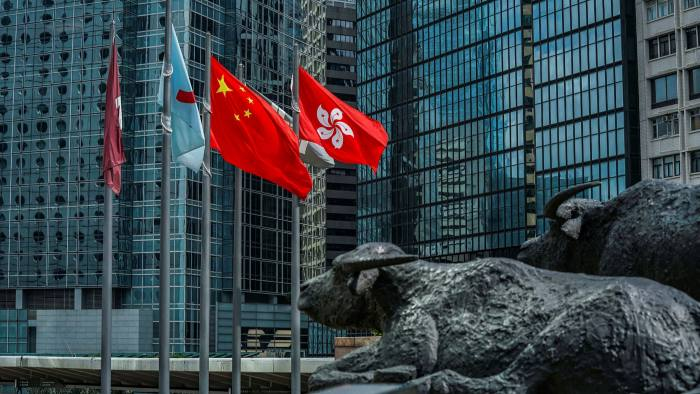 The US fund giantdecidedto exit Hong Kong's ETF market in August last year